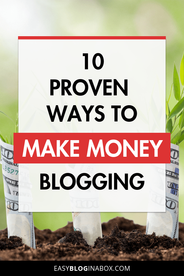 10 Ways to Make Money Blogging-1